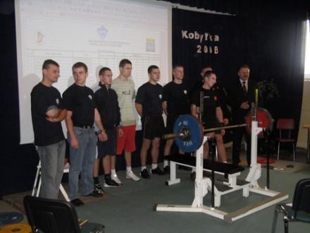 Zawodnicy z Kobyłki przegrali mistrzostwo Mazwieckiej Ligi Wyciskania Leżąc z klubem Power 2005 Nasielsk