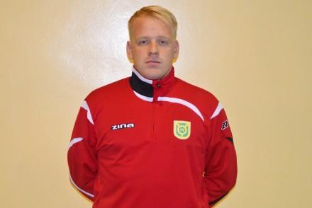 Maciej Wesołowski - trener Marcovi