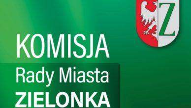 komisji Rady Miasta Zielonka