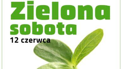 Zielona sobota w PSZOK w Zielonce