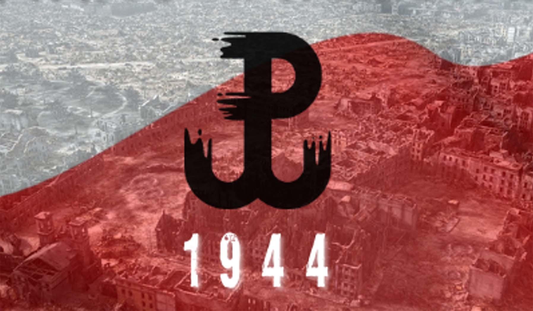 rocznicę wybuchu Powstania Warszawskiego