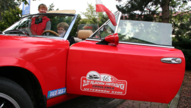 Wołomiński Zlot Pojazdów Zabytkowych