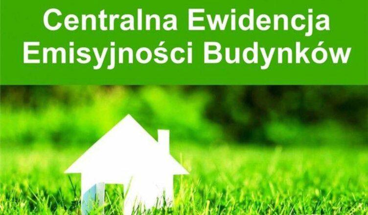 Złóż deklarację o źródłach ciepła i spalania paliw do Centralnej Ewidencji Emisyjności Budynków