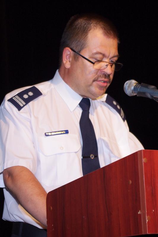 92 urodziny policji uroczystość w wołominie życie