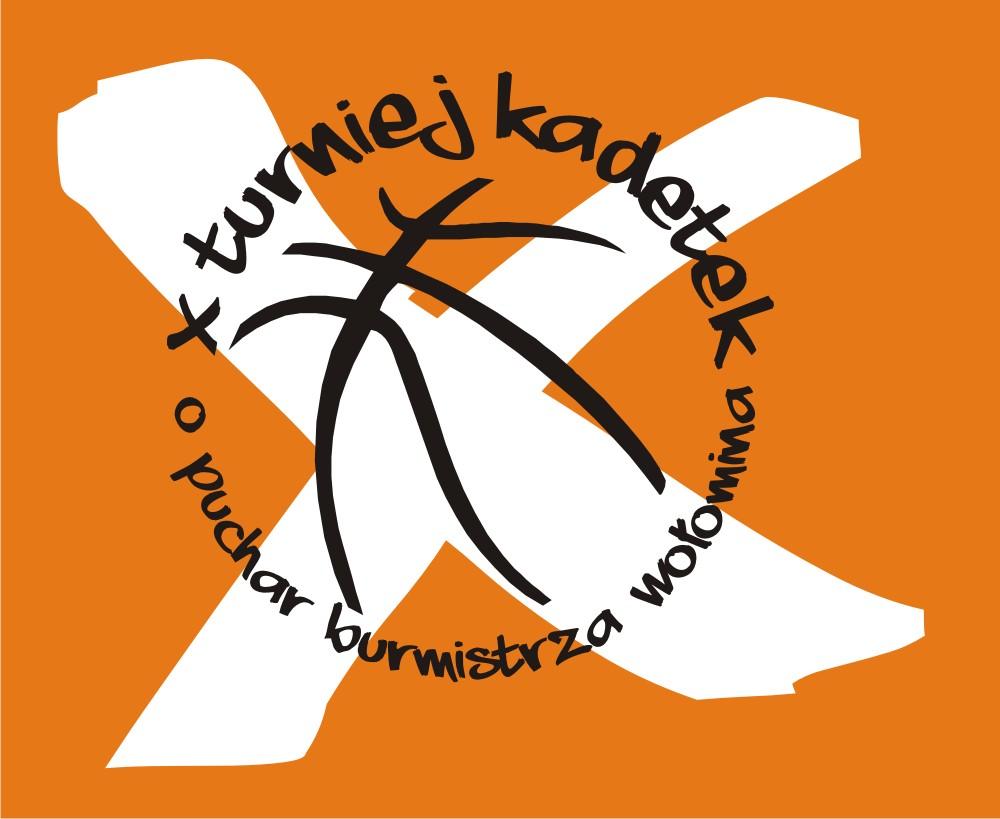 x turniej kadetek pomaranczowa koszulka