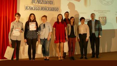 Laureaci tegorocznej edycji konkursu z jury