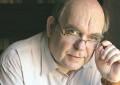 Waclaw Panek - muzykolog , krytyk i publicysta . Autor wielu ksiazek poswieconych glownie kulturze muzycznej jak i utworow scenicznych.  W-wa 2007/08  fot.K.Zuczkowski / Forum