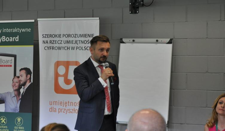 ogólnopolska konferencja edukacyjna w Ząbkach