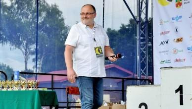 Dariusz Pierucha wiceburmistrz Marek
