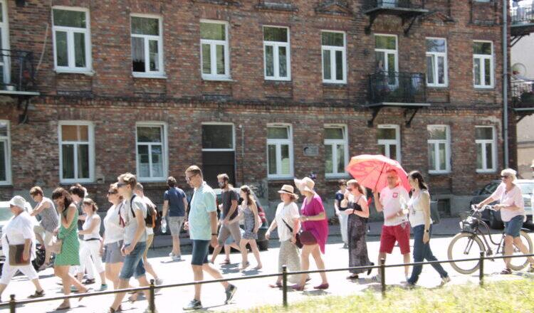 Wycieczka po Wołominie szlakiem historii miasta