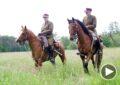 Błonia Ossowskie - Turniej kawaleryjski Bieg Gońca