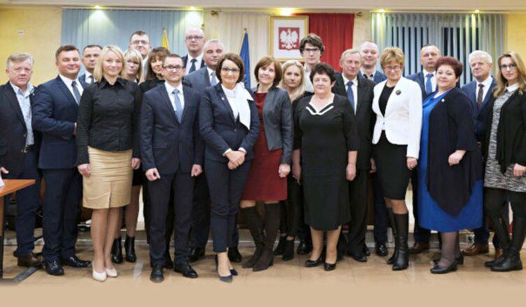 Sesja Rady Miejskiej w Radzyminie