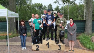 Zawodów Wędkarskich o Puchar Burmistrza Miasta Kobyłka