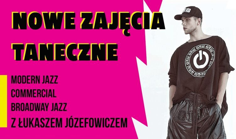 Taniec z Łukaszem Józefowiczem w Markach