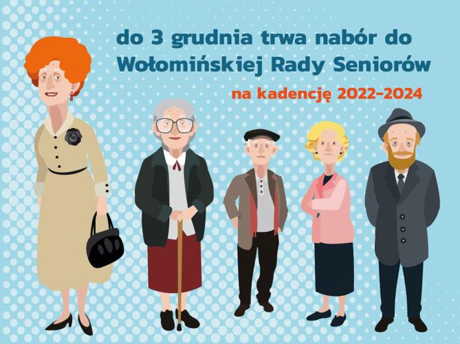do Wołomińskiej Rady Seniorów